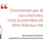 financement de la recherche médicale en France
