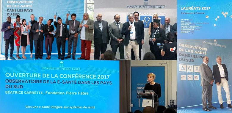Avec la Fondation Pierre Fabre pour la promotion de l'e-santé