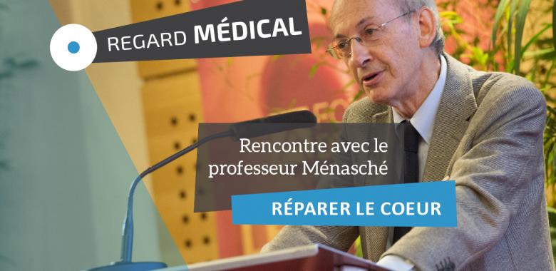 cellules souches - Regard Médical - Pr Mesnache