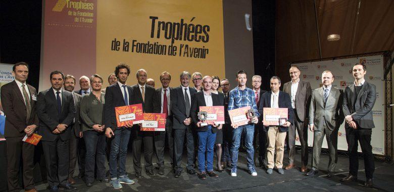 Trophées de la Fondation de l'Avenir 2018