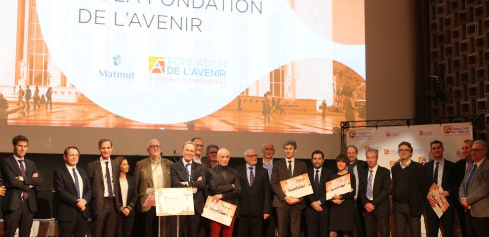 Trophées de la Fondation de l'Avenir : cinq lauréats pour la recherche médicale