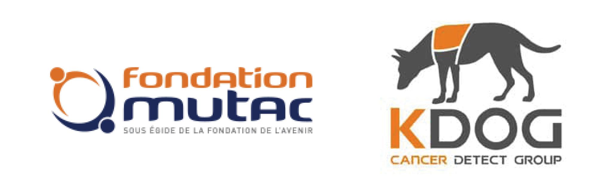 Logos Fondation MUTAC-CKDOG