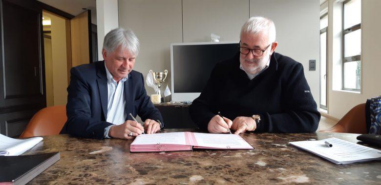 Dominique LETOURNEAU et Daniel HAVIS