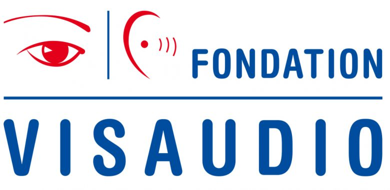 Logo Fondation Visaudio