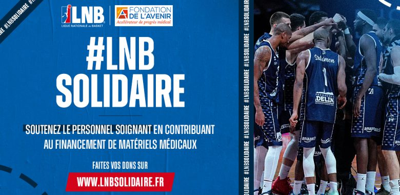Ligue Nationale de Basket et Fondation de l'Avenir