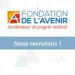 Recrutement-Fondation de l'Avenir