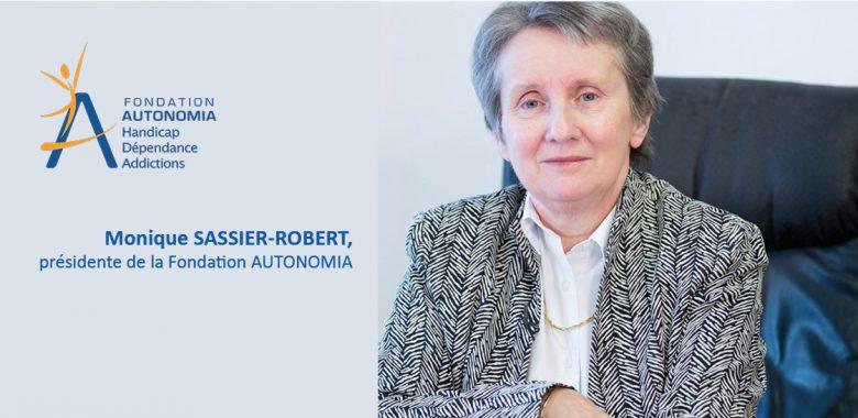 Monique SASSIER-logo Fondation Autonomia