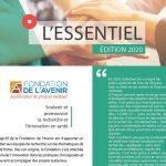 Couverture-Essentiel 2020 Fondation de l'Avenir