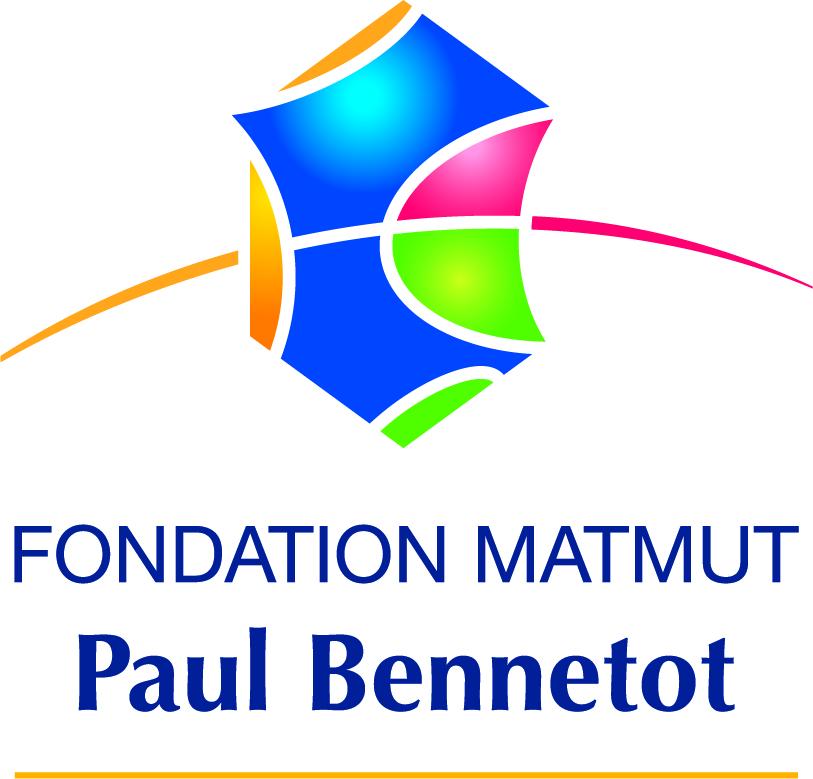 Nouveau logo Fondation Matmut Paul Bennetot