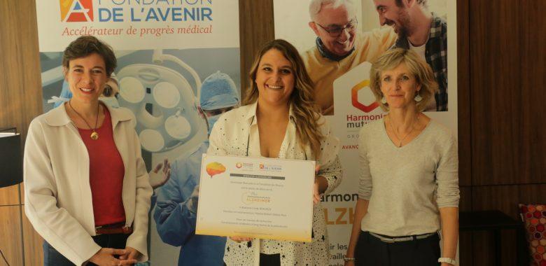 12ème Prix Harmonie mutuelle Alzheimer-Cindy BOKOBZA